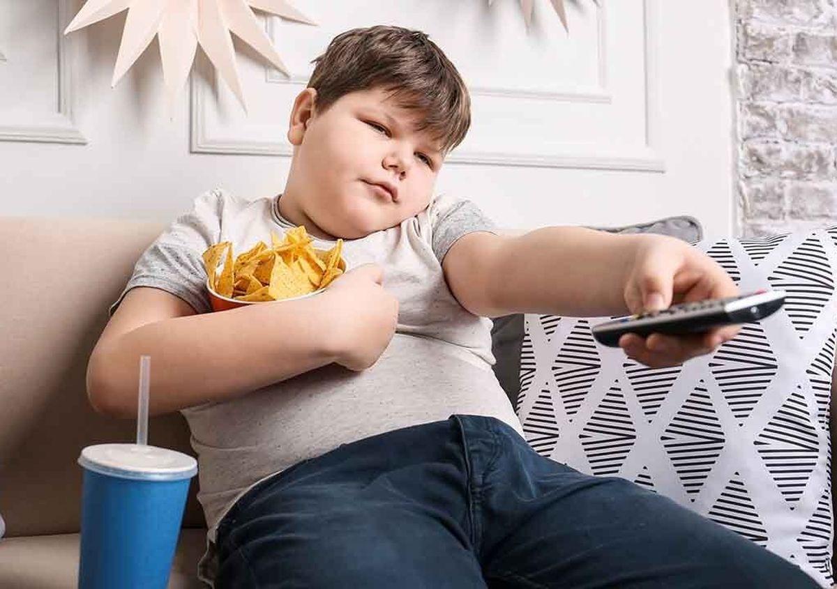 راه حل چاقی کودکان کشف شد