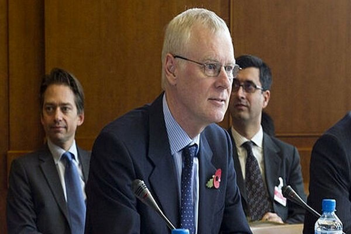 دیدار نماینده نخست وزیر انگلیس با مقام های ارشد طالبان