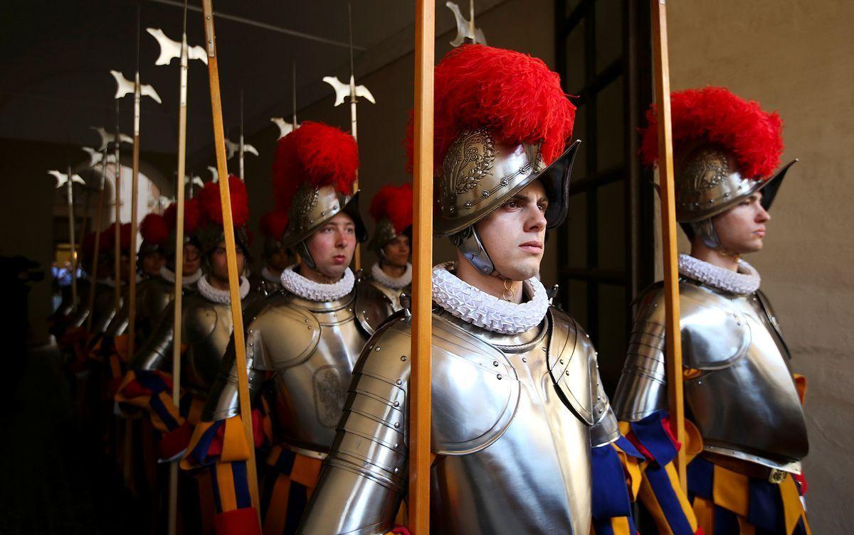 احتمال ورود نگهبانان زن به پادگان «گارد سوئیس» واتیکان