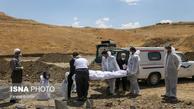 کرونا     سیاه پوش شدن شهر سنندج براثر کرونا +عکس