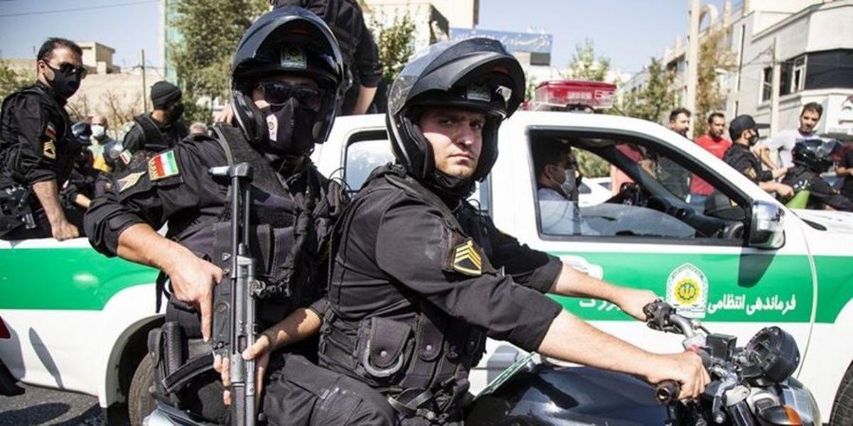 پلیس: دستی که قمه بلند میکند باید قطع شود