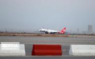 پروازهای خارجی  |  از سرگیری پروازهای ترکیه به زودی