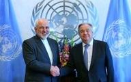 آخرین نامه ظریف به دبیرکل سازمان ملل در ۲۰۰ صفحه