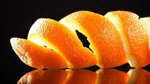 مهمترین خواص پوست پرتقال