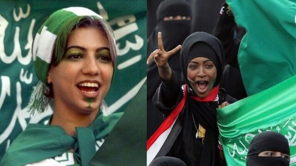 عربستان  |  اولین لیگ فوتبال زنان آغاز شد.