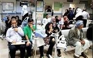 باران در خوزستان     102 نفر به بیمارستان رفتند