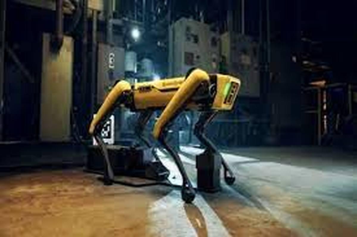 سگ رباتیک ترسناک بود و اخراج شد