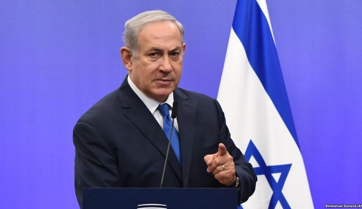 نتانیاهو در انتظار همکاری بادولت بایدن به دنبال مقابله با ایران است