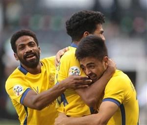لیگ قهرمانان آسیا  | النصر با صدرنشینی در گروه D به مرحله یک هشتم رسید