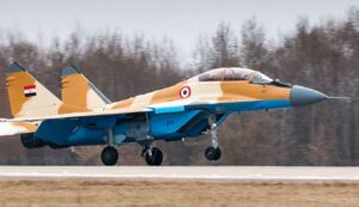 ورود جنگندههای ناشناس به خاک لیبی