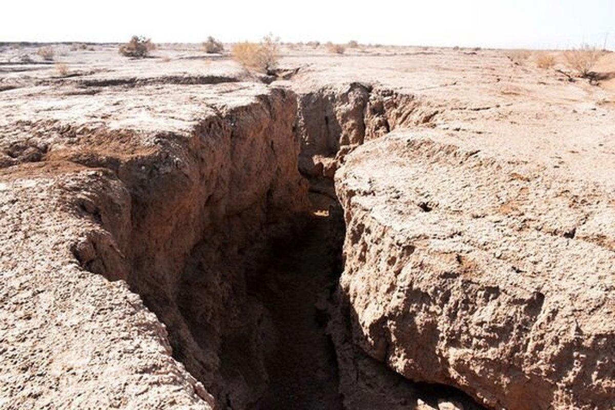 هشدار سازمان زمینشناسی درباره فرونشست زمین در ایران