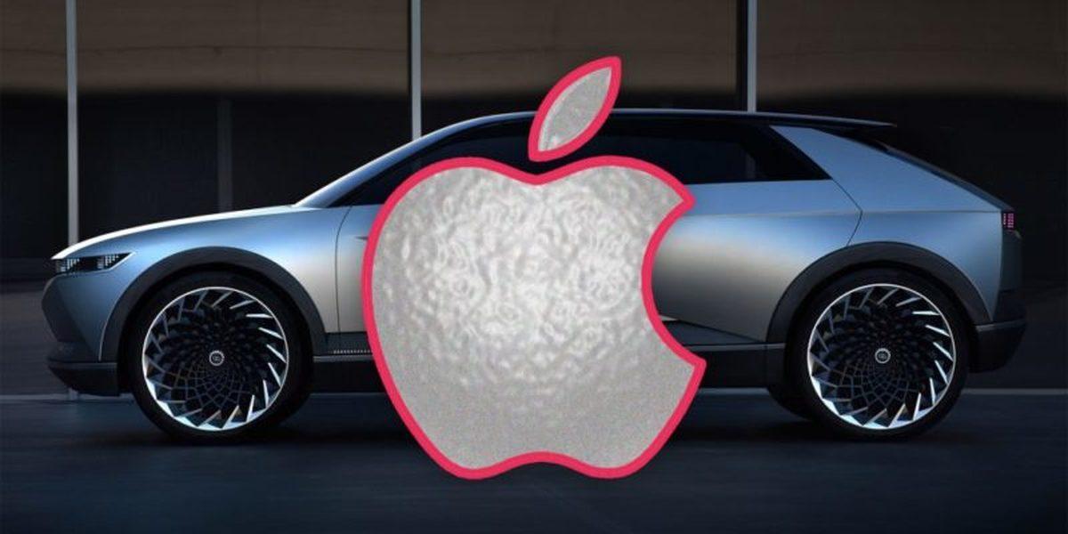 مذاکره هیوندای و اپل برای تولیدیک اتومبیل برقی