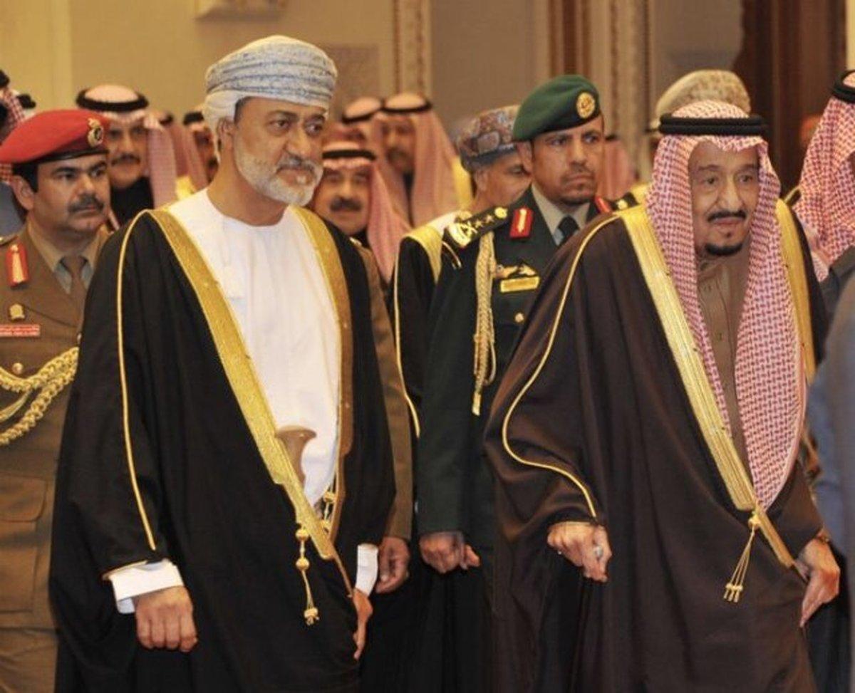 رای الیوم: بهبود روابط تهران_ریاض از اهداف سفر سلطان عمان به عربستان است