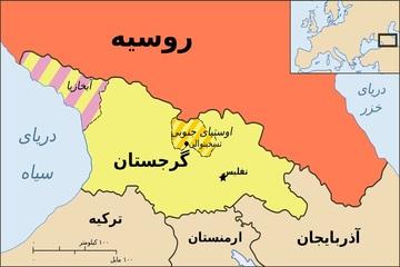 گرجستان مرز هوایی با ایران را بست/ جلوگیری از پرواز امروز تهران - تفلیس