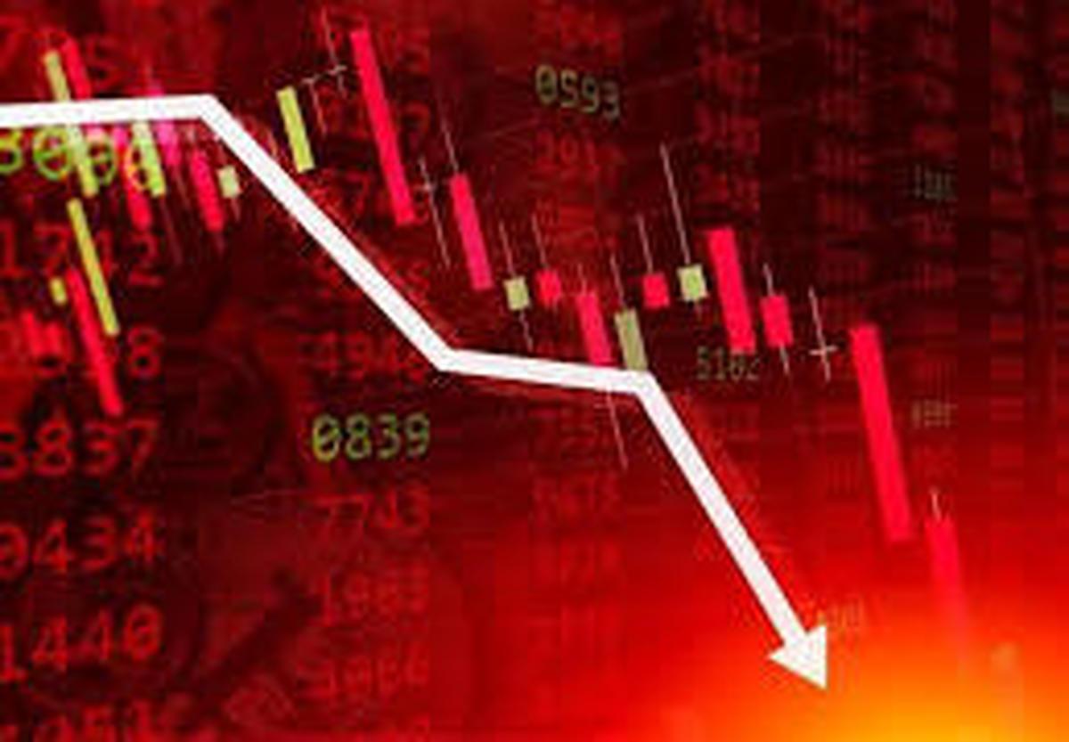 شاخص بورس همچنان در حال سقوط | افت شاخص بورس