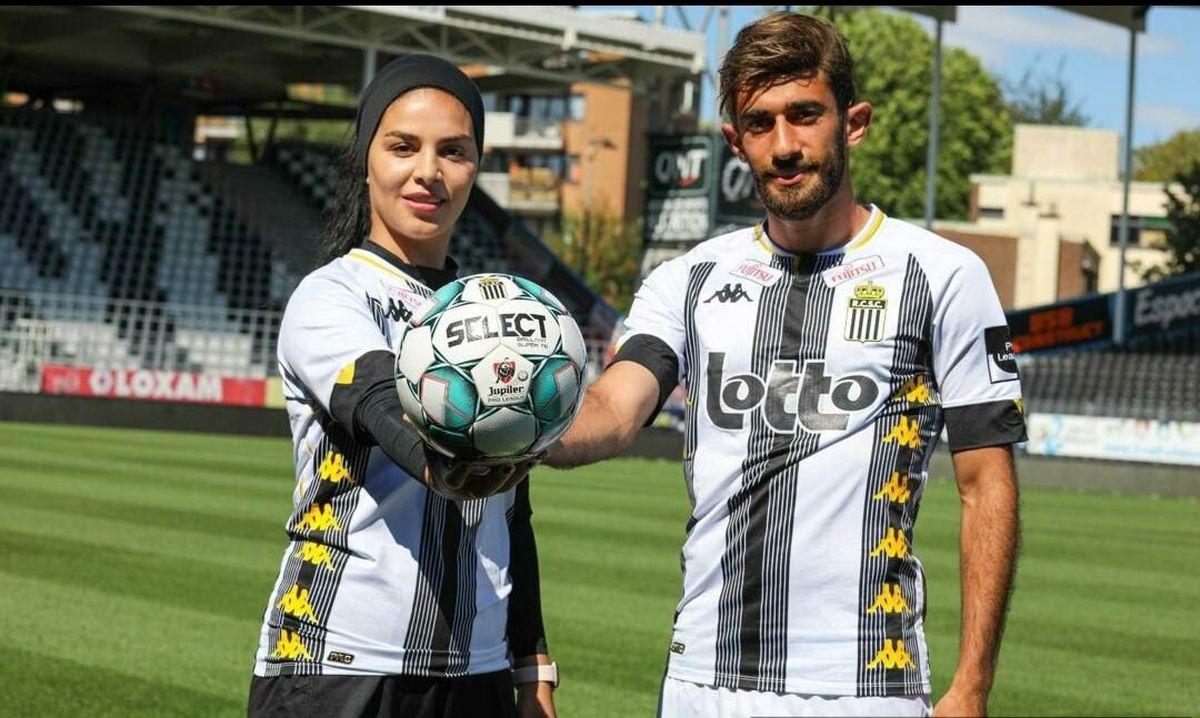 اتفاق جالبتوجه برای زن و شوهر ملیپوش فوتبال ایران!