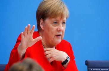 درخواست رئیس جمهور آلمان از مرکل    بیستمین اجلاس بوندستاگ آغاز میشود