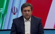 همتی: در کارزار انتخاباتی، برنامهام، دادن حق وتو به سازمان محیط زیست و افزایش اقتدار و بودجهٔ این سازمان برای پیشگیری از مصیبتی بود که مشابهش را در خوزستان میبینیم