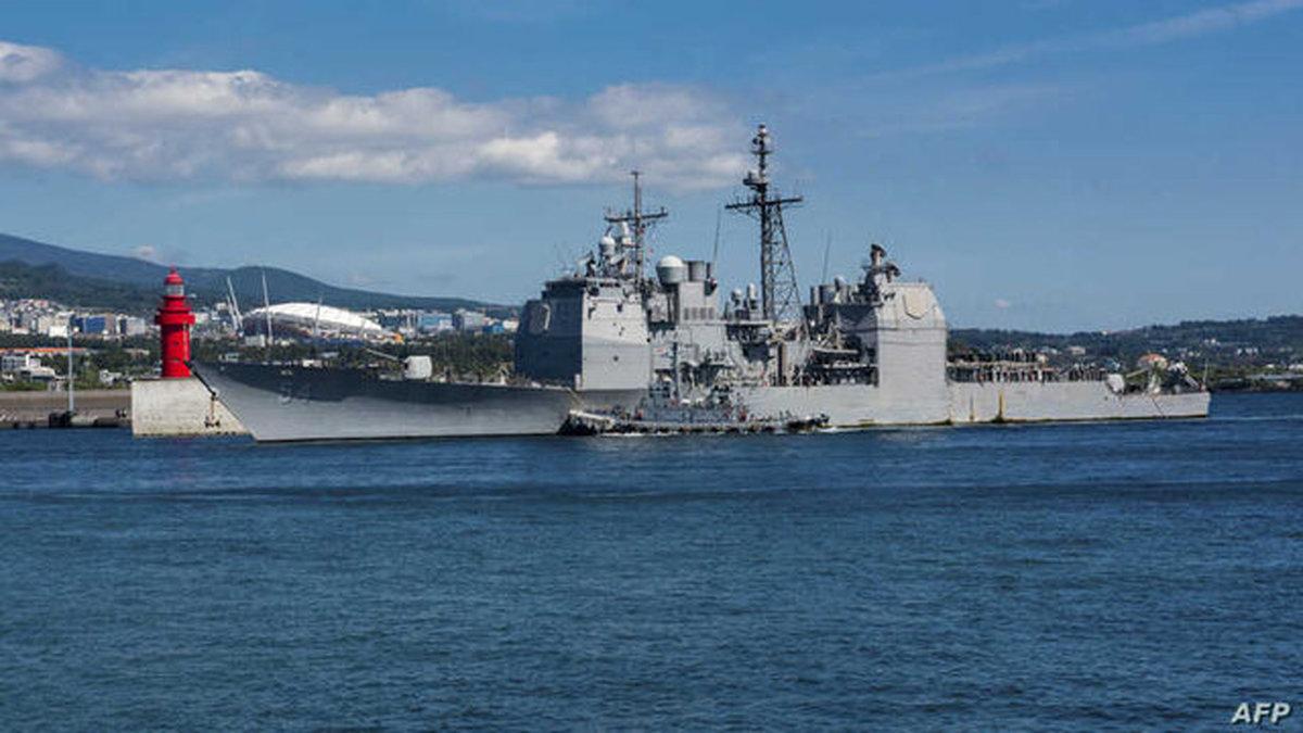 آمریکا اعزام ناوهایش به دریای سیاه از طریق تنگههای ترکیه را لغو کرد