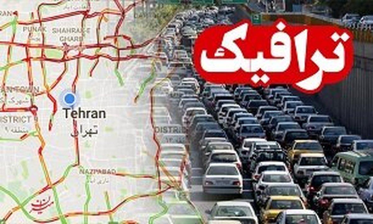 تشریح آخرین وضعیت ترافیکی جادههای کشور