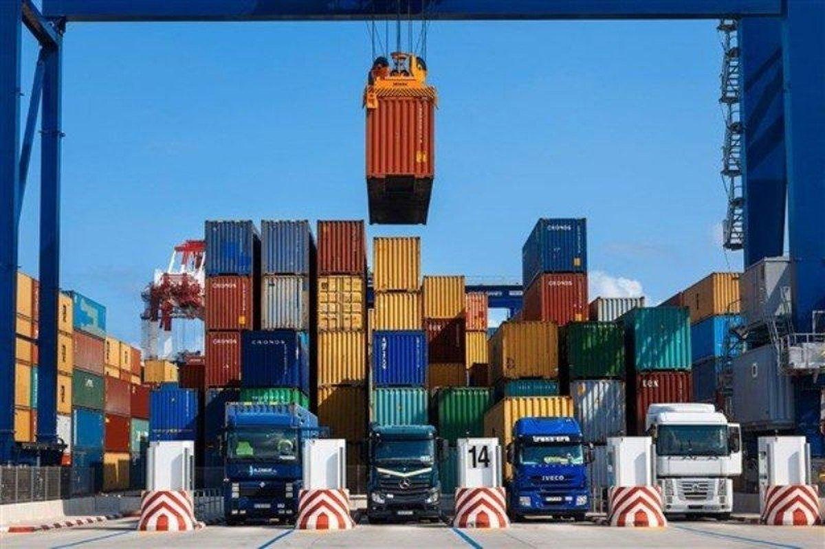 تجارت خارجی ایران در ۱۰ ماهه اول سال جاری به ۵۷ میلیارد دلار رسید