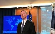 وزیرخارجه آمریکا کناره گیری «برایان هوک» را تأیید کرد