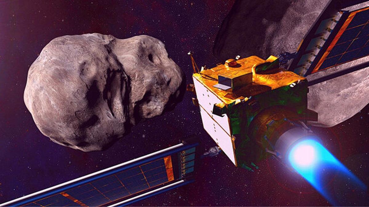 ناسا میخواهد عمدا یک فضاپیما را به یک سیارک بکوبد!