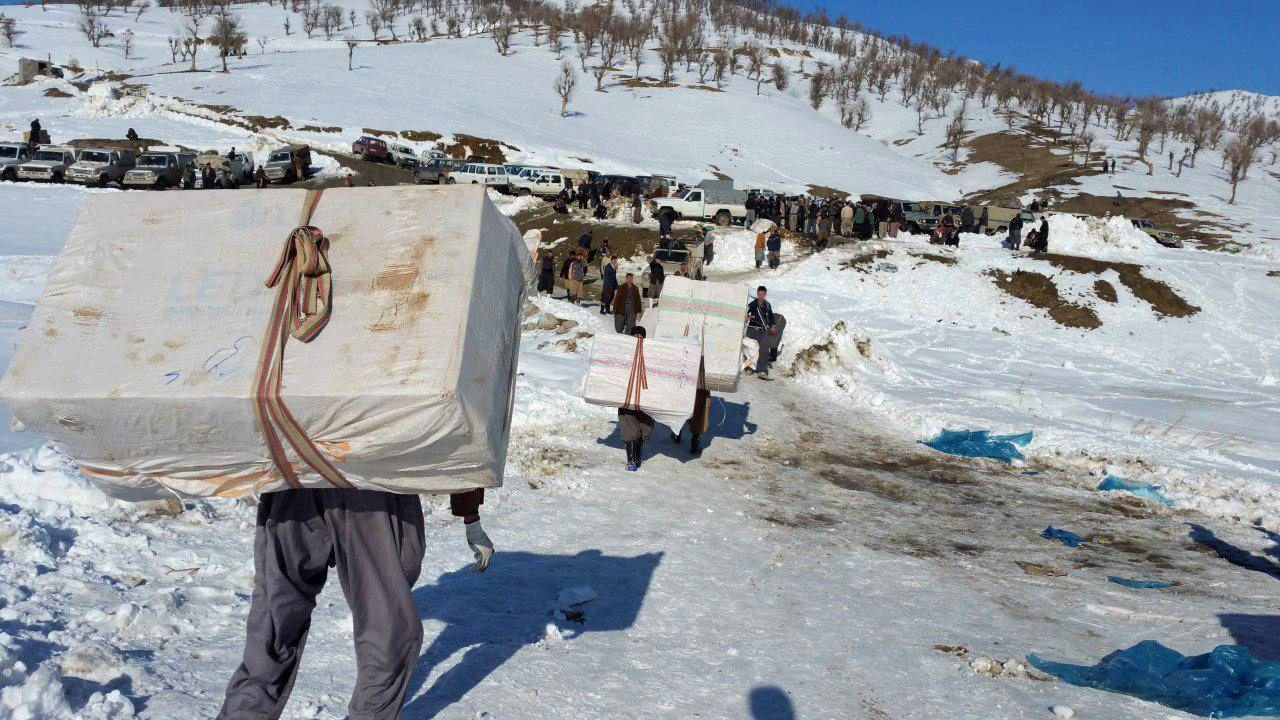 جنازههای پنج کولبر ایرانی به کشور منتقل میشوند
