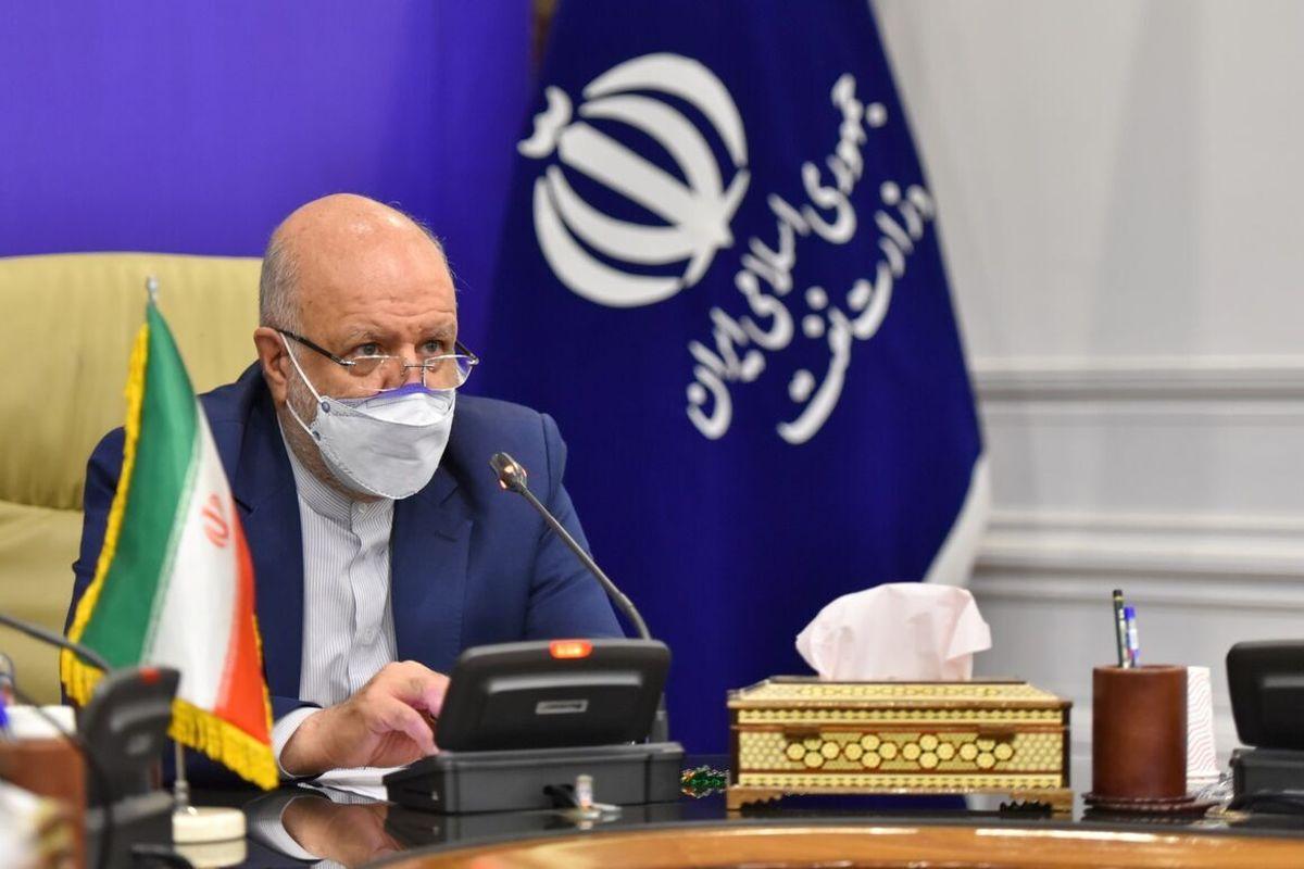 وزیر نفت: چارهای جز مصرف مازوت نداریم