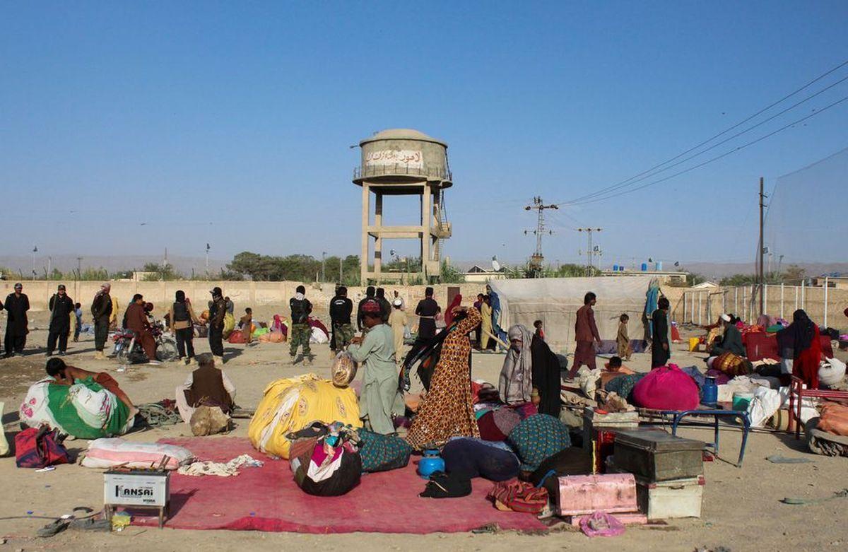 انگلیس: ۳۰ میلیون پوند به کشورهای میزبان پناهجویان افغان کمک میکنیم