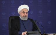 روحانی: ایران ضربه سیاسی آمریکا به برجام را تحمل نمیکند