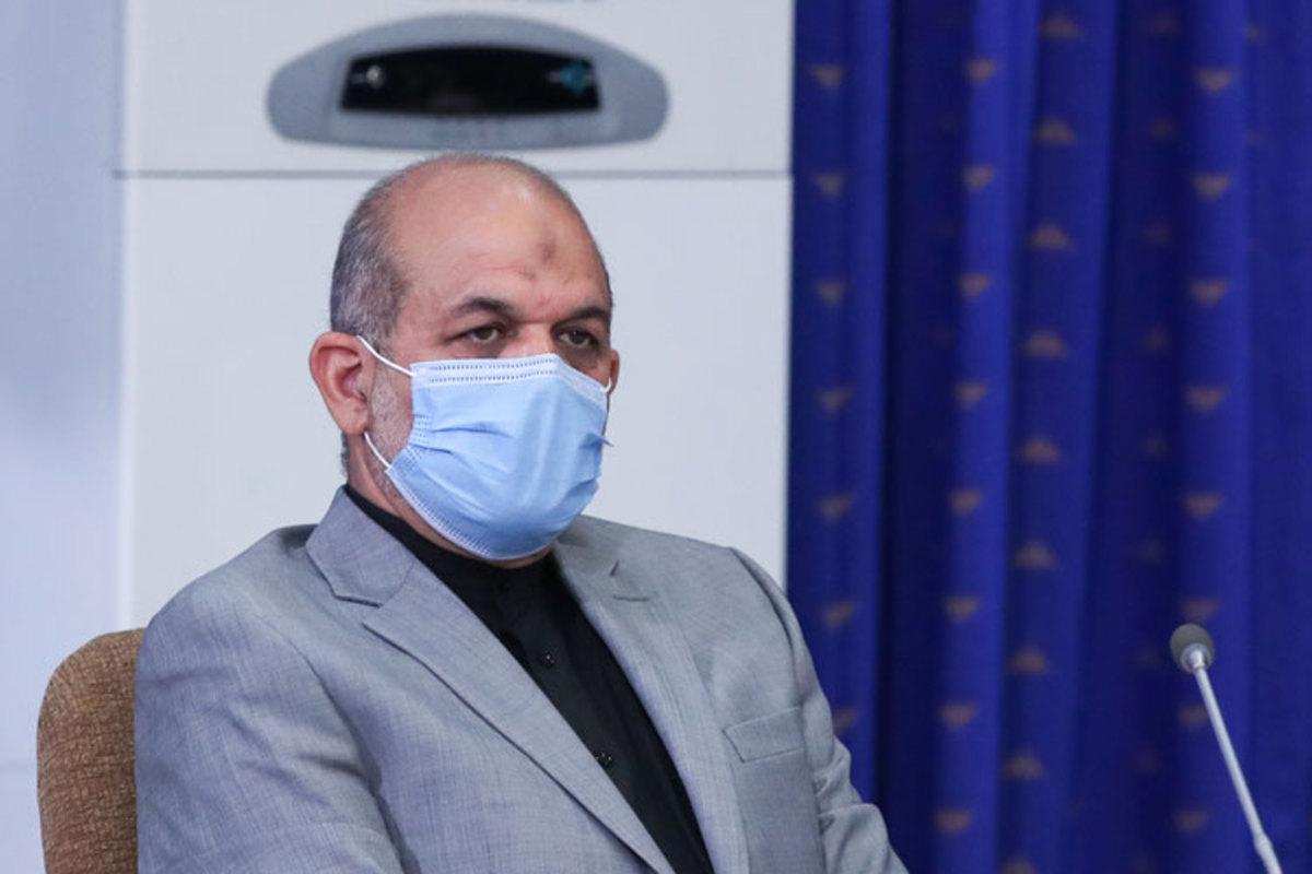 وزیر کشور: زائران ایرانی هنگام بازگشت از مرزهای هوایی و زمینی باید تست PCR بدهند