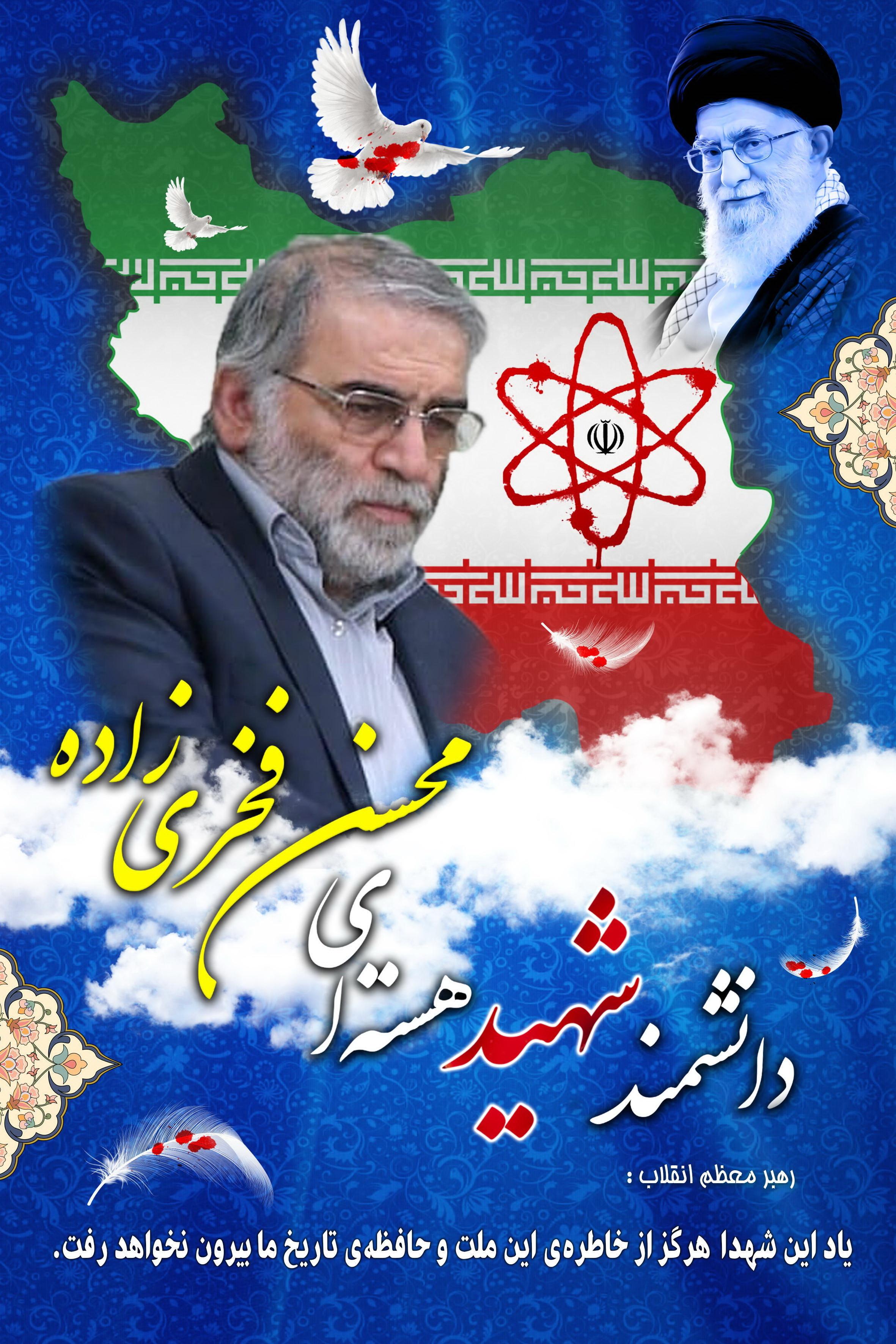 دلیل ترور فخری زاده ترس از ایران بود
