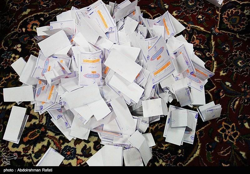 آراء متعلق به ابراهیم رئیسی در همدان+عکس