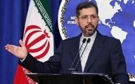 پاسخ خطیب زاده به ادعاهای وزیر خارجه اسرائیل