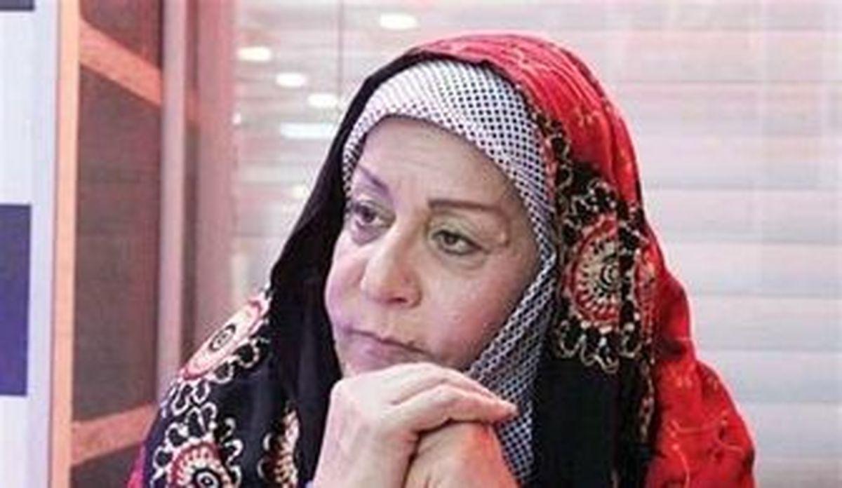 بیوگرافی ملیحه موسوی بازیگر
