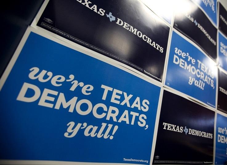 دموکرات ها در آستانه فتح بی سابقه تگزاس؟