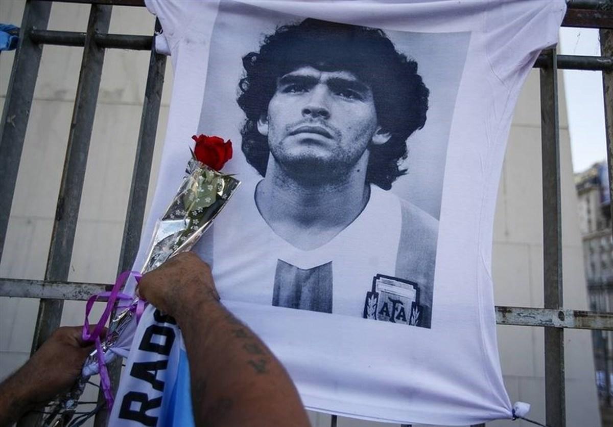 7 عضو کادر پزشکی متهم مرگ مارادونا