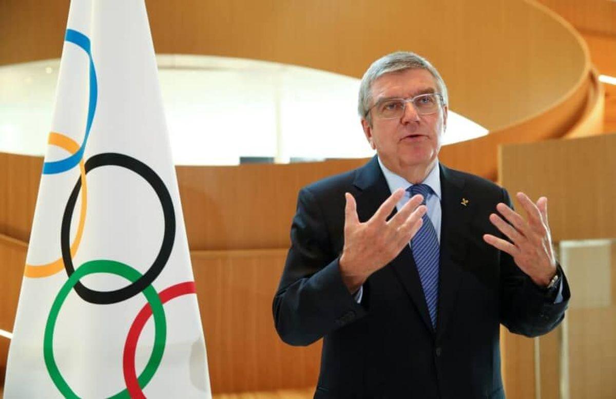 باخ     برای حضور تماشاگران در المپیک رای گیری خواهیم کرد