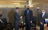 رایزنی وزیرای خارجه ایران و ونزوئلا در تهران