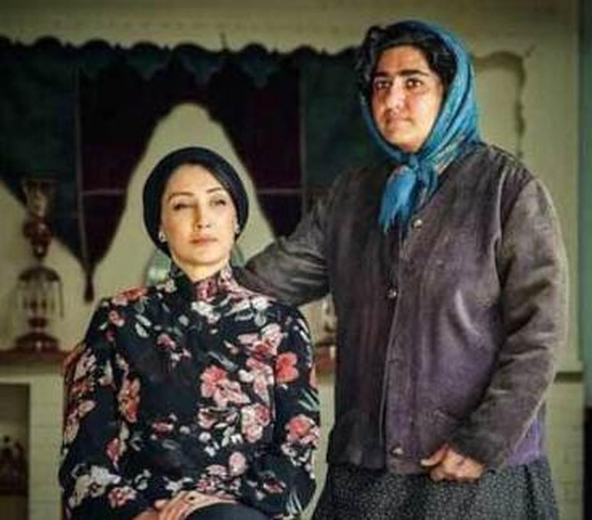 هدیه تهرانی لباس فرح را پوشید؟| واکنش کارشناس اصولگرا: فرح در لباس هدیه تهرانی