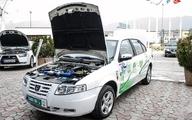 وزیر نفت، سورن گاز سوز ایران خودرو با پیمایش بالارا پسندید