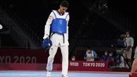 شانس مدال برنز المپیک برای میرهاشم حسینی