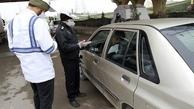 پلیس: جریمه خودروهای غیربومی ساکن تهران در صورت تردد