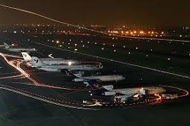 تا پیش از عزیمت به فرودگاه از وضعیت پروازها اطلاع حاصل فرمایند.