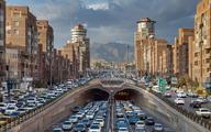 ۳۱ دقیقه در روز؛ اتلاف عمر تهرانیها در ترافیک   جدول اثر انواع وسایل نقلیه بر ترافیک پایتخت