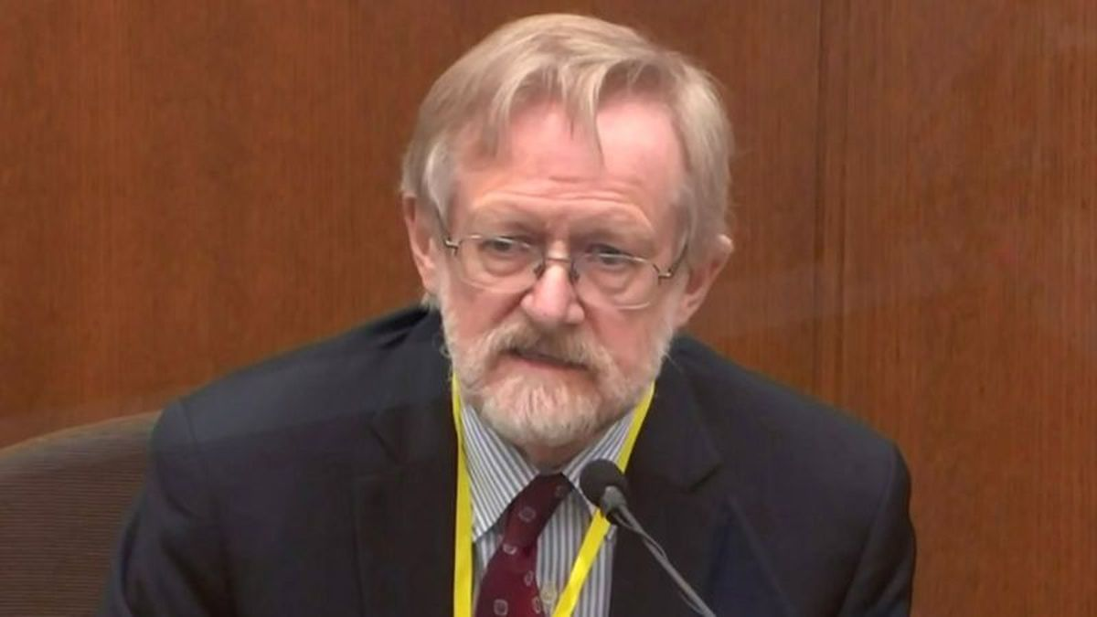 پزشک متخصص در دادگاه جورج فلوید: او بر اثر خفگی جان باخته