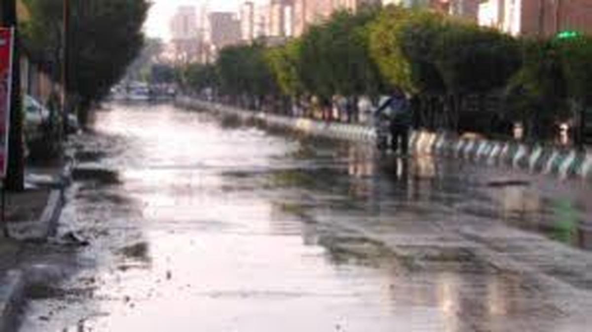 خوزستان   |  بیماران  تنفسی در بارشهای اولیه پاییز تردد نکنند