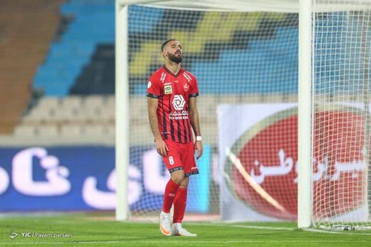 تیم قطری به دنبال شماره ۸ پرسپولیس