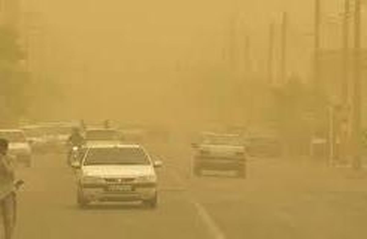 آلودگی هوای تهران در بدترین حالت ممکن